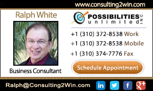 Business Card Ralph White